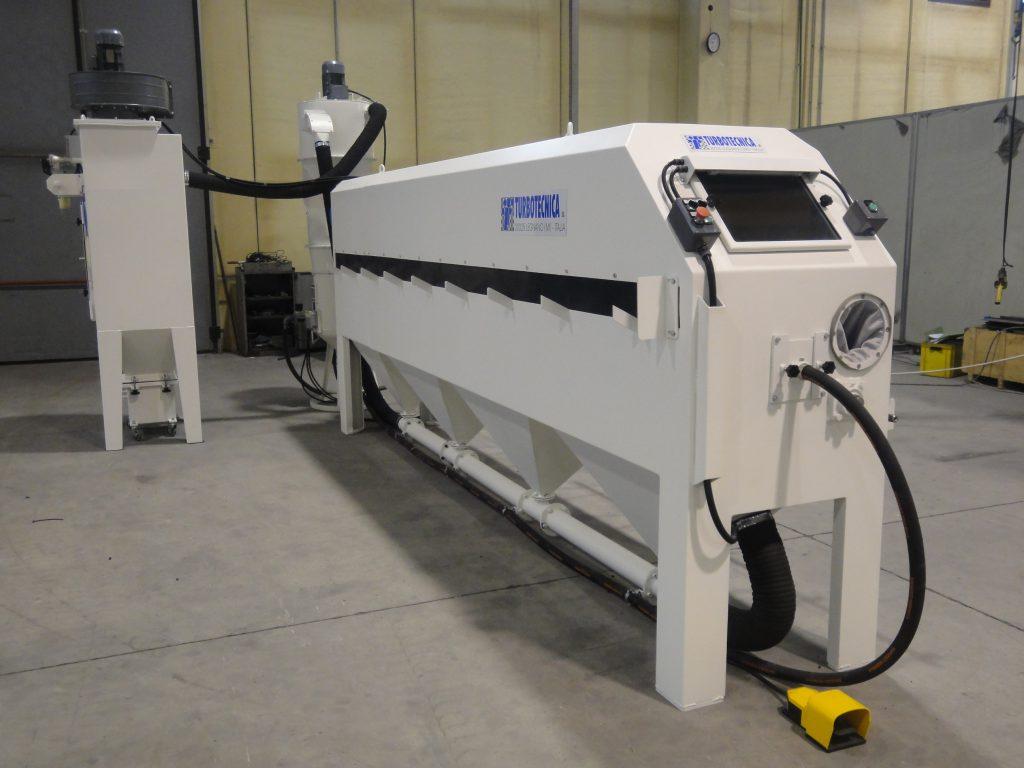 Shot Peening Machine Manufacturer