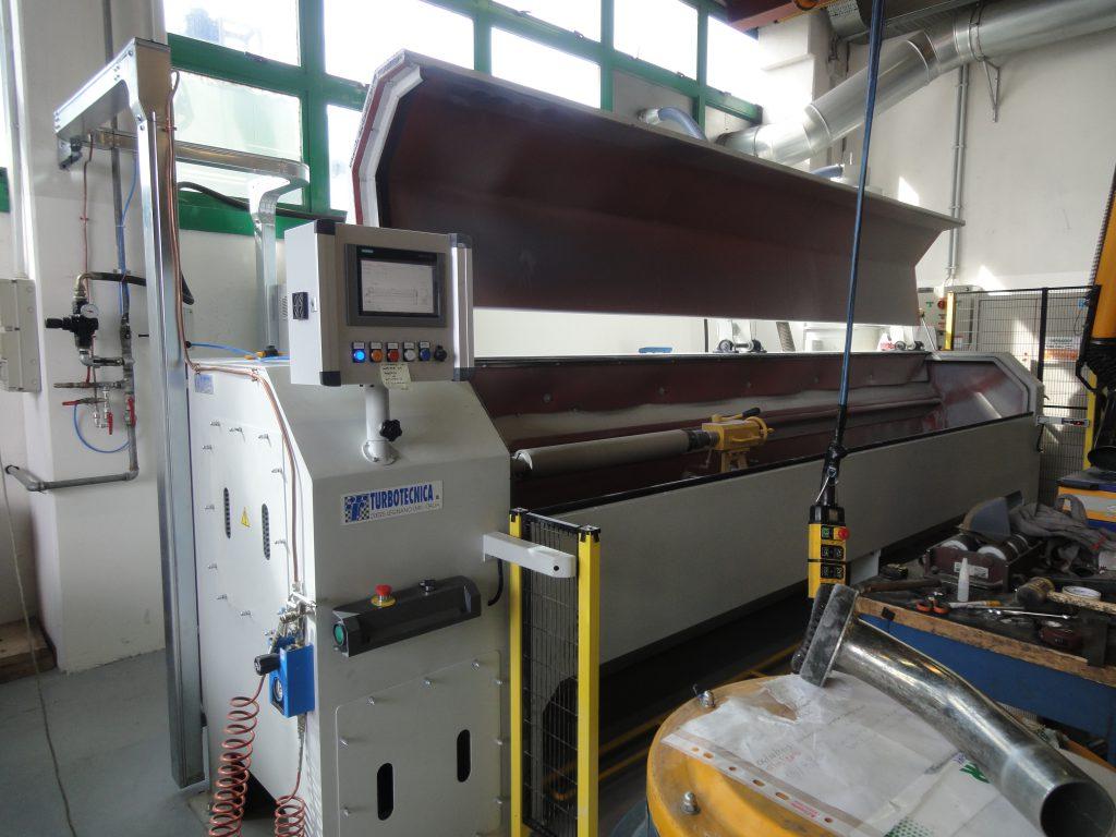 Shot Peening Machine Manufacturers