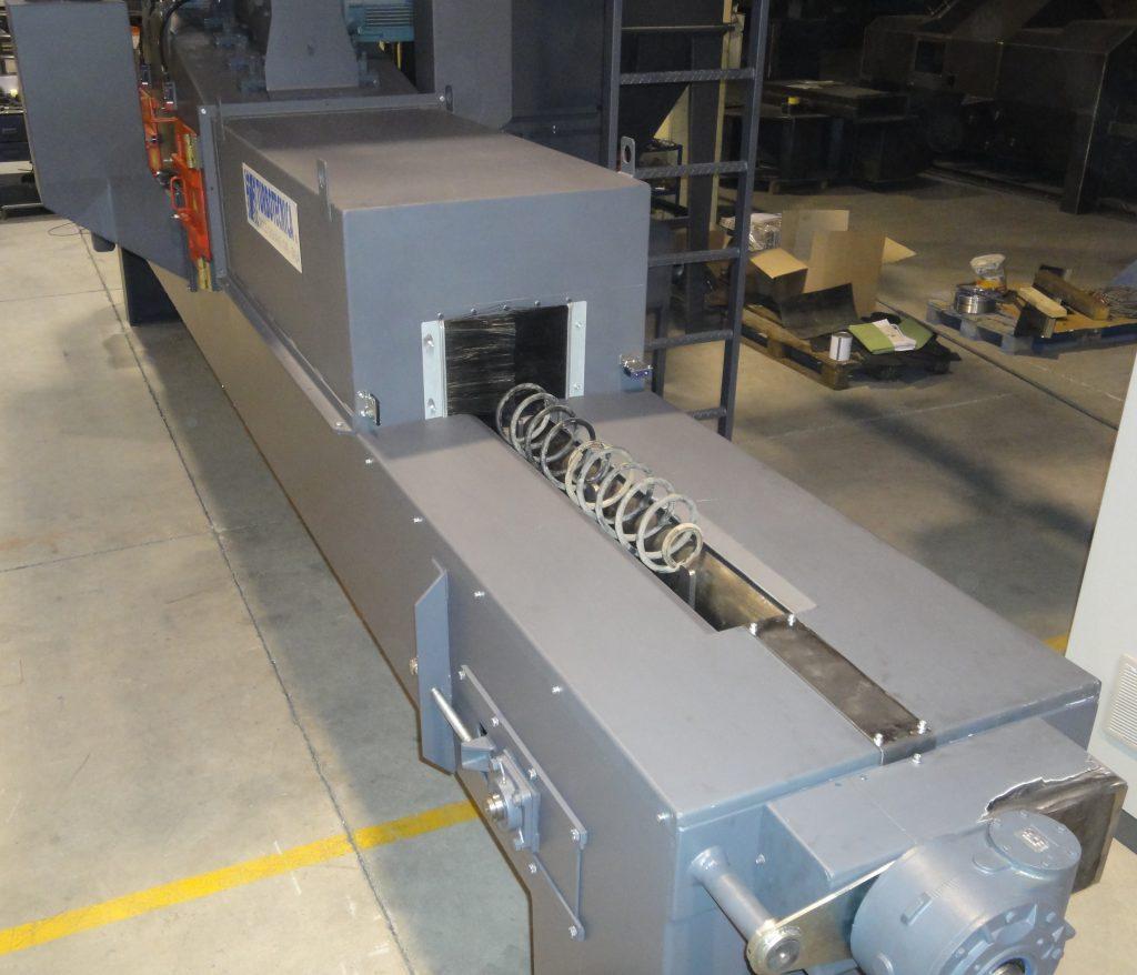 Shot Peening Machines Turbotecnica