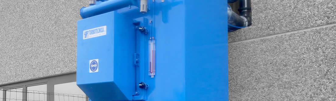 Filtres pour la suppression des poussières de grenaillage