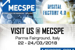 Turbotecnica Granigliatrici Fiera MECSPE di Parma
