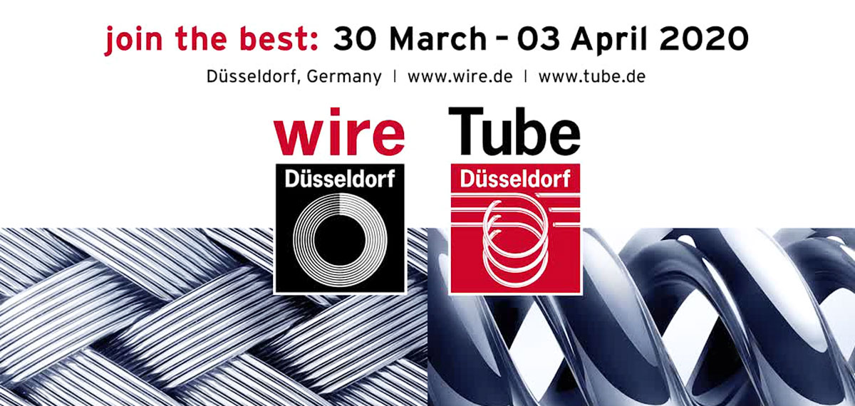 Fiera Tube and Wire 2020 | Turbotecnica